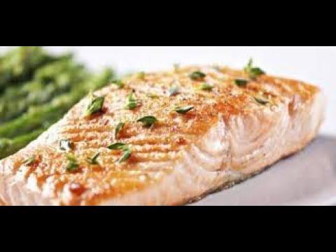 طريقه-سمك-السلمون-في-الفرن-2020-#recette-de-saumon-au-four