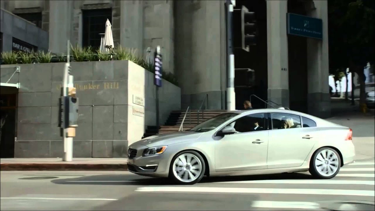 Meet the 2016 Volvo S60