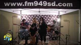 San Diego Music .TV & FM 94/9 Present Feral Vinca - Sex Symbol (Live @ Sunset Sessions)