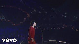 Indochine - Tes yeux noirs (Paradize Tour - Acte III à Paris-Bercy 2003)