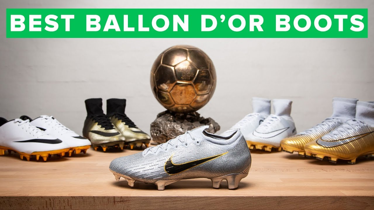 78e71f9a2fe8 ALL THE BALLON d'Or BOOTS | Modric & Mbappé's new boots - YouTube