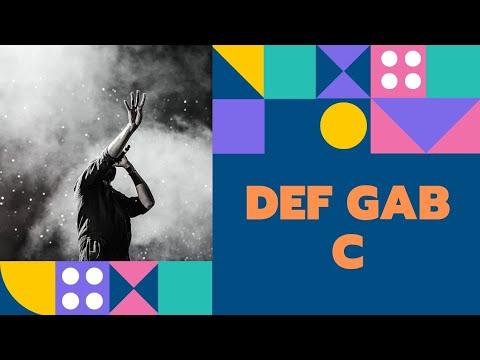 Def Gab C - Merah (Live!)