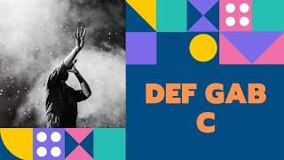 Video Def Gab C - Merah (Live!) download MP3, 3GP, MP4, WEBM, AVI, FLV Juni 2018