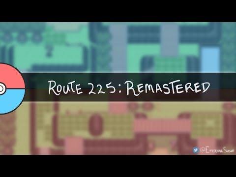 Pokémon Diamond & Pearl: Route 225 - HQ Remaster