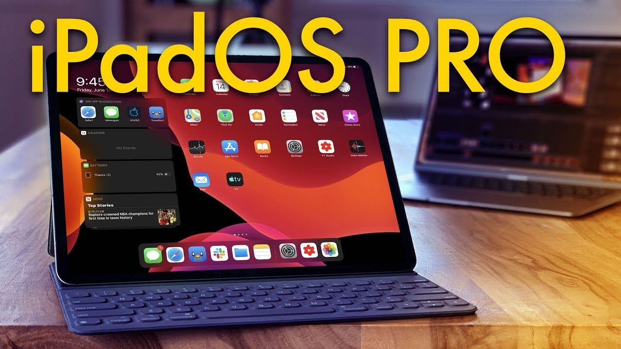 Can iPad Pro running iPad OS finally replace your laptop