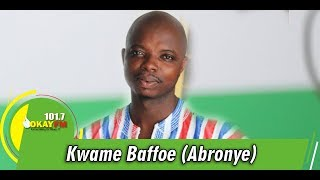 Download Custom Officers Extorting Money From Drivers, Abronye Alleges Mp3 and Videos