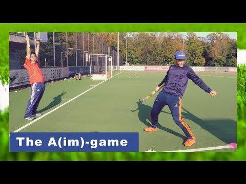 The A(im)-game - Field Hockey Game | Hockey Heroes TV