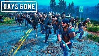 Days Gone - The 7 Barrel Shotgun Andamp Funny Glitches  Days Gone Free Roam Gameplay 29
