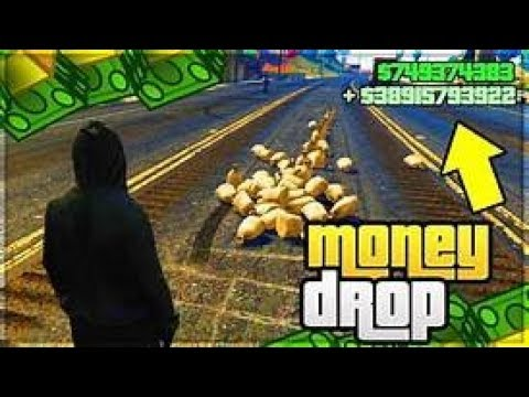 FREE MONEY DROP! GTA online! (Buy GTA!)