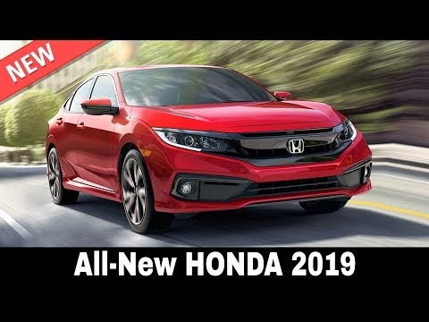 8 New Honda Cars Showing The Developments Of Japanese Auto Industry In 2019