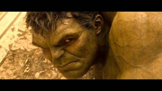 HULK vs HULKBUSTER Full Fight Scene
