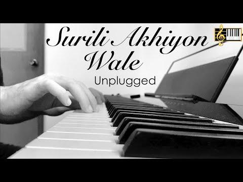 Surili Akhiyon Wale | Veer | Piano Cover By Roshan Tulsani