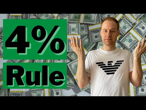 What I Think About the 4% Rule?