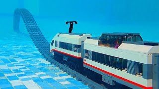 Lego train under water (PART 4)