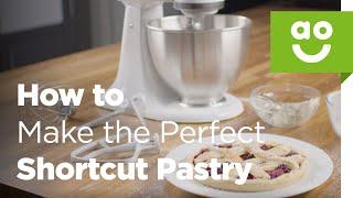 KitchenAid | Fırında İpuçları | ao.com Mükemmel Shortcrust Pasta Yapmak nasıl
