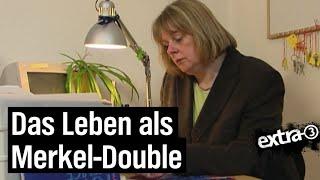 Das Merkel-Double | extra 3 | NDR