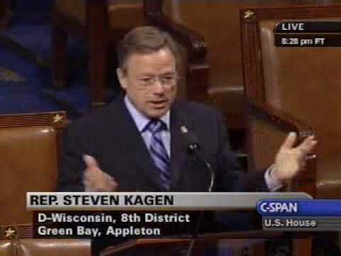 Kagen Discusses Health Care with Rep. Chris Murphy - Part III