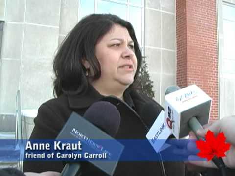 Sudbury News - Reg Carroll sentenced to life in pr...