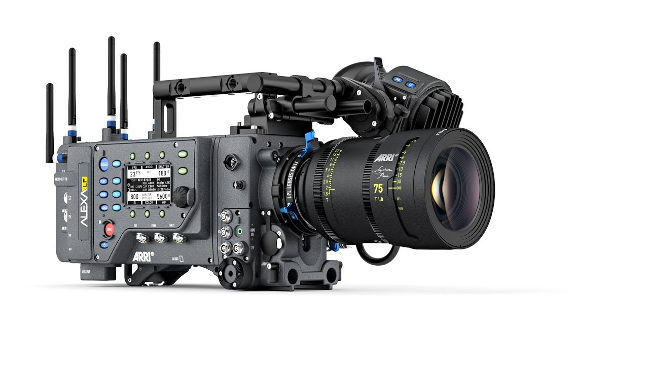 0c729ca127899 First Look and Thoughts  New Arri Alexa LF Camera - YouTube