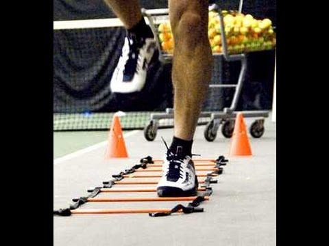 Tennis Workout (Increase Agility, Speed, and Footwork)