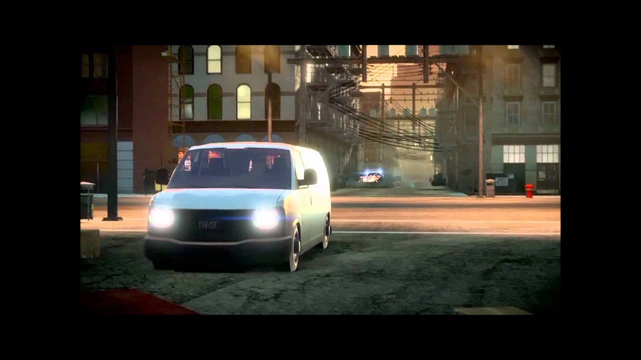 Need For Speed UnderGround 3 Trailer 3 - YouTube