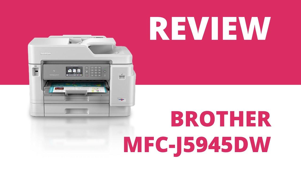 BROTHER MFC-J5945DW LAN WINDOWS 7 X64 TREIBER