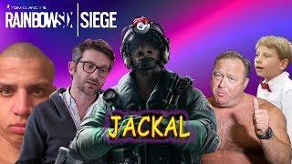 JACKAL THE FOOT SNIFFER - Rainbow Six Siege