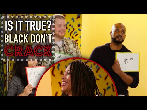Black Don't Crack | Is It True?