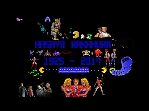 Arcade Saturdays: Masaya Nakamura Tribute (Pac-Man, Ms. Pac-Man, Galaga, Dig Dug PS4 Gameplay)