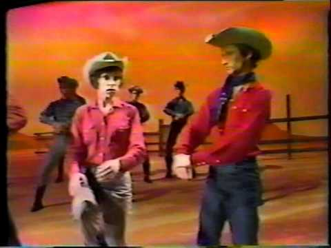 Rodeo American Ballet Theatre 1973 Youtube