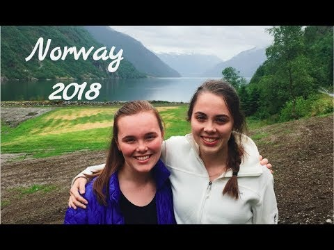 Norway Trip! - Summer 2018