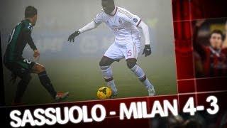 Ac milan | sassuolo-milan 4-3 ...