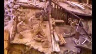 Animated Wood Carving