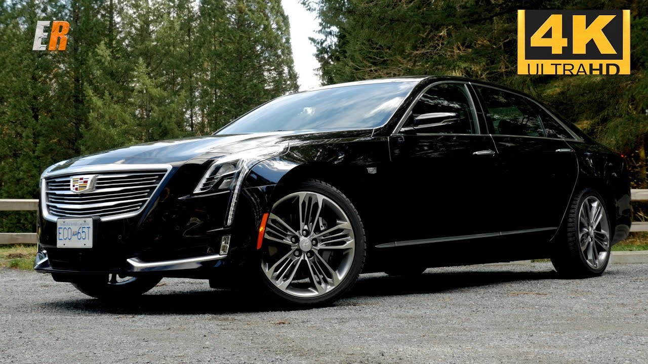 4k 2018 Cadillac Ct6 Can It Compete With The S Cl And 7 Series