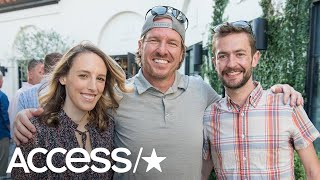 Chip Gaines Pays Tribute To Runner & Friend Gabriele Grunewald After She Passes Away | Access