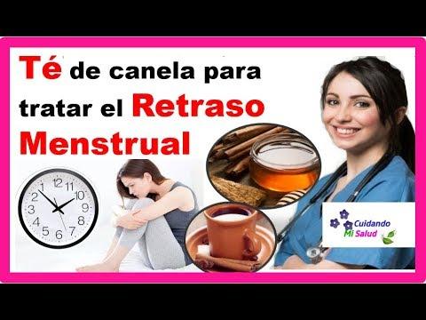 Té De Canela Para El Retraso Menstrual Remedios Naturales Para La Menstruación Cuando No Ha Bajado Youtube