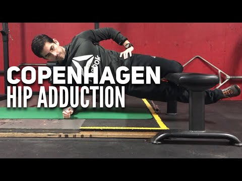 Copenhagen Hip Adduction