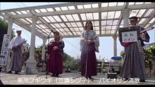 東京ブギウギ(笠置シヅ子) Tokyo boogie, Boogie-woogie 作詞:鈴木勝...