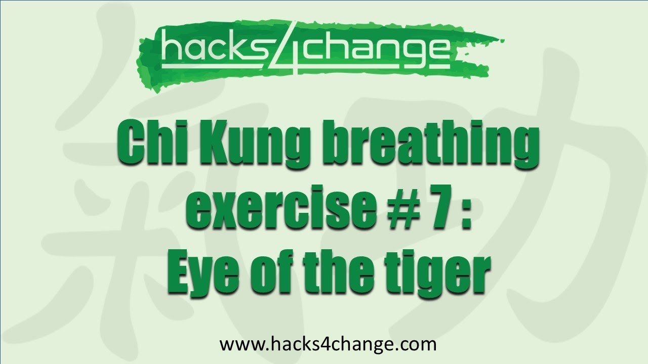 The 8 precious Chi Kung exercises that will radically boost