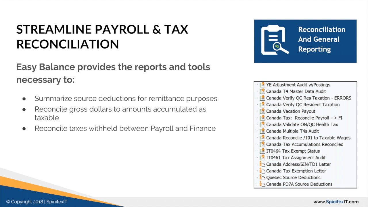 Relieve Canadian Payroll Reconciliation Stress With Easy Balance