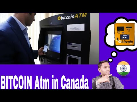 BITCOIN Atm In Canada In Hindi Devtube