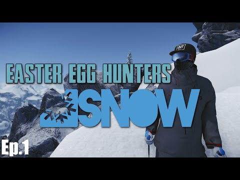The Connective | Easter Egg Hunters Ep.1(SNOW)