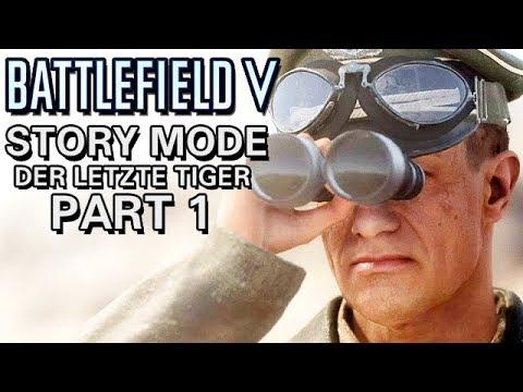 Battlefield V Kampagne PC ULTRA Gameplay German - Der letzte Tiger thumbnail