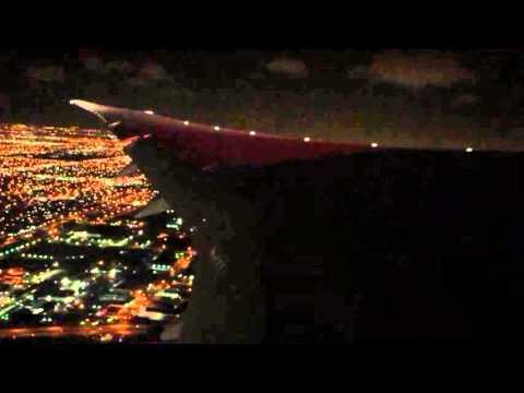 Takeoff Miami Boeing 787-8 Air Europa
