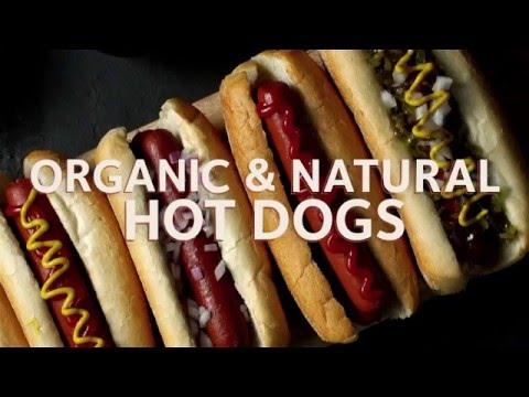 Hot Dogs: Organic & Natural