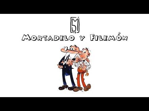 animación-artesanal---mortadelo-y-filemón