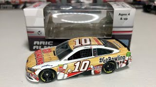 Aric Almirola 2018 1/64 Gobowling.com ford review