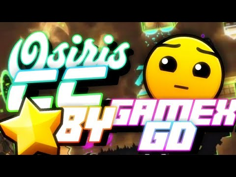 Osiris CC by Gamex GD (ME) GEOMETRY DASH ¡EPIC!?