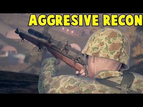 Agressive Sniper Heroes And Generals |