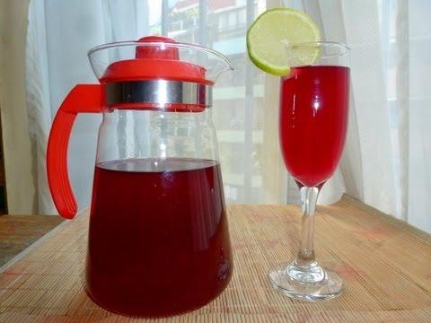 Прохладительный Напиток из Базилика (Регана)